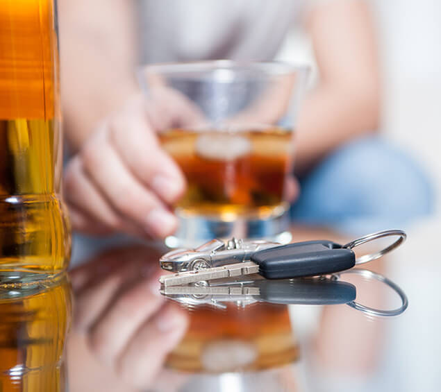 DUI Criminal Lawyer - The Redmon Law Firm